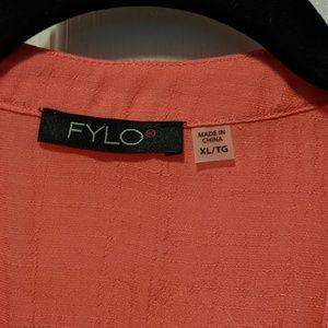fylo Tops - Summer top NWOT